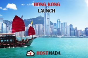 HostMada expand to 香港 – 优惠15% VPS & Direct中国 Route