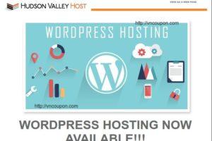 Hudson Valley Host – 优惠25% WordPress VPS 最低 $3.75每月 – 3.4 GHz核CPU