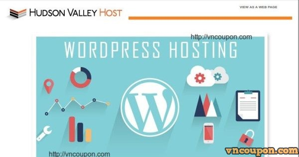 Hudson Valley Host – 优惠25% WordPress VPS 最低 $3.75每月 – 3.4 GHz核CPU