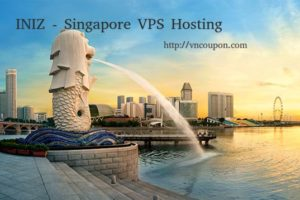 INIZ – 终身优惠25% Singapore VPS 最低 $24每年