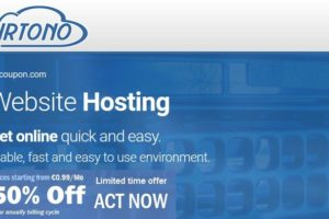 Virtono offer cPanel SSD Hosting 最低 €9每年