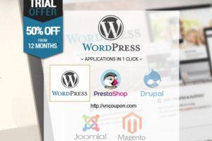 ikoula WordPress Hosting Promo – 优惠50% for 首年