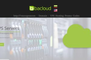 BaCloud – KVM NVM'e VPS 2GB 内存/ 20GB Storage/  from $5.91 per month