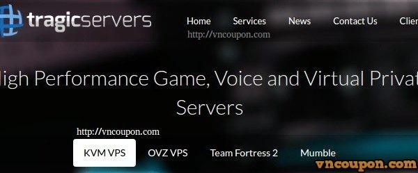 TragicServers – 特价机 DDoS防护 KVM 最低 $20每年
