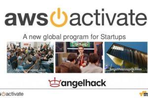 AWS Activate Hackathons (AngelHack 2016) – get $100 in AWS 优惠信息al Credit