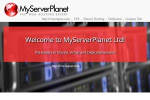 MyServerPlanet offer NAT VPS 2.49英镑每年 in France – Double 内存