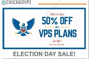 ChicagoVPS – 优惠50% Election Day Sale! – 2GB 内存 Windows VPS 最低 $4.97每月