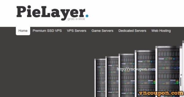 Pieserv 特价机 OpenVZ & KVM VPS starting at $15每年