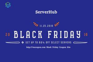 [黑色星期五 2016] ServerHub – 最高优惠80% SSD VPS