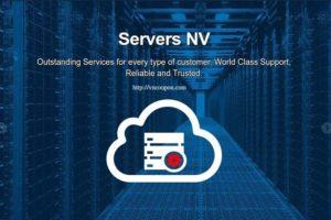 ServersNV – 特价机 KVM VPS 最低 10英镑每年 in伦敦, UK