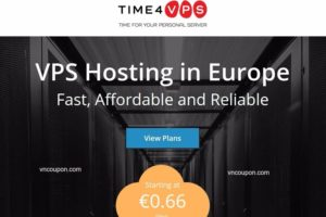Time4VPS proud to present you their KVM servers