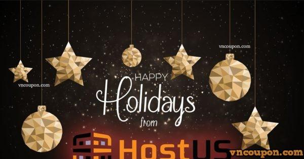 [Xmas 2016] Happy Holidays From HostUS – $25每年 2GB内存OpenVZ or 180GB KVM Storage – Comodo PositiveSSL 仅 $4.99每年