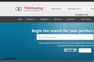 TNAHosting 特价机 Offer – 6GB OpenVZ & 4GB KVM VPS 仅 $5每月