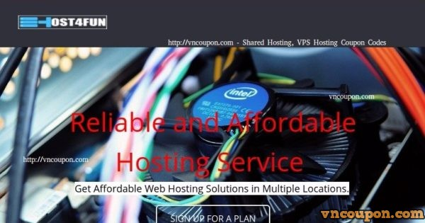 Host4Fun's Deals – 256MB 内存 OpenVZ VPS 仅 $7每年 – 6GB 内存 KVM VPS 仅 $6每月 – 8位置 (Asia-Europe-USA)