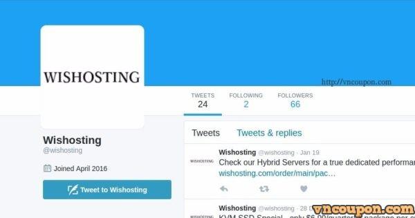 Wishosting – 特价机 OpenVZ, KVM VPS 提供 最低 $2.99每年 – Bitcoin Payment