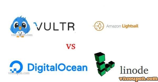 $5 VPS Compare: Linode vs Vultr vs  DigitalOcean vs Amazon Lightsail