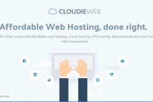 Cloudieweb – 特价机 Windows VPS 最低 $4.16每月