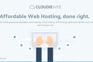 Cloudieweb – 特价机 Windows VPS 最低 $4.16每月