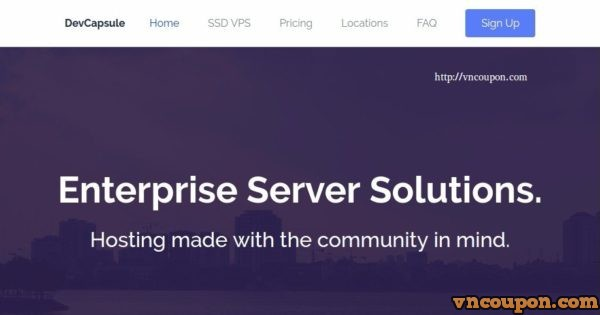 DevCapsule – Cloud VPS starting at 0.005英镑 per Hour – Top-up 20英镑 get 20英镑 free