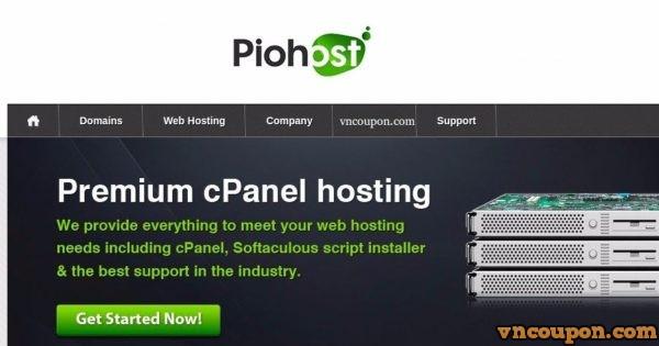 PioHost LTD – 1.5GB 内存 UK 特价机 VPS 仅 14英镑每年