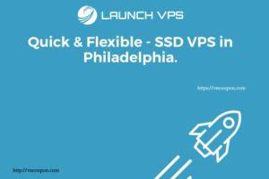 LaunchVPS offer 年付 KVM Deals! Starting 最低 $22.61每年