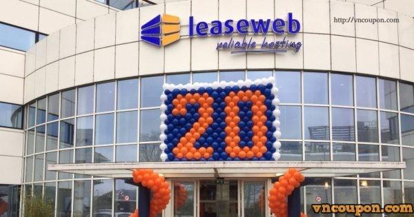 LeaseWeb celebrating 20 years anniversary – 最高优惠45% 独服 & VPS