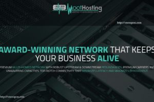 WootHosting's Cloud Resource Pools – 8GB RAM/ 4 IPv4 仅 $90每年