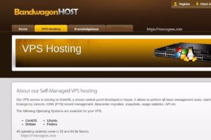 Bandwagon Host(搬瓦工) New KVM VPS Line – Promo VPS from $19.99 USD每年
