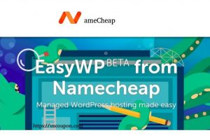 EasyWP – Managed WordPress by Namecheap – 节省 50% on 首年