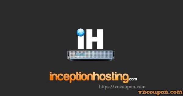 [Cyber Monday 2017] InceptionHosting – OpenVZ & KVM VPS deals from €10.00 p每年