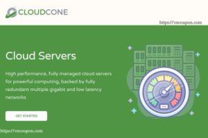 CloudCone 按小时计费 KVM 提供 –半托管型 云服务器 最低 $15每年