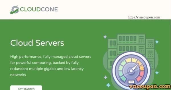 CloudCone 按小时计费 KVM 提供 –半托管型 云服务器 最低 $1.99每月