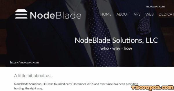 NodeBlade – DDoS防护 SSD 虚拟主机 最低 $10每年、分销型虚拟主机 最低 $3每月