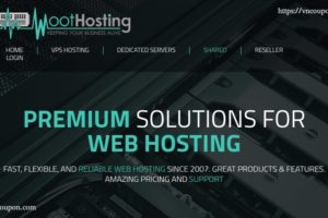 WootHosting – DDoS防护 cPanel Hosting 最低 $1每年