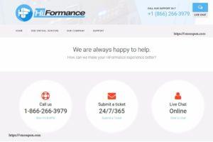 [Lunar New Year 2018] HiFormance 特价机 VPS 提供 最低 $7.5每年