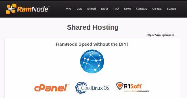Ramnode – SSD 虚拟主机 now可用 – Get 优惠25% 优惠码