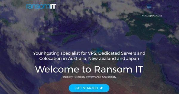 Ransom IT –日本 based VPS Promo in Tokyo 仅 $7每月