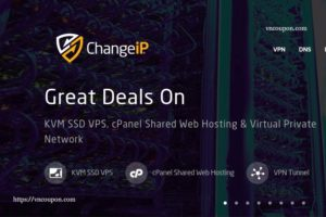 ChangeIP – Great Deals On KVM SSD VPS 最低 $2每月 – FLAT 优惠20%er