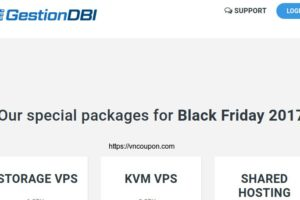 GestionDBI – 特价机 packages for 黑色星期五 2017