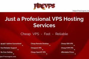 FireVPS – Canada KVM VPS 仅 $20每年 (优惠80%)