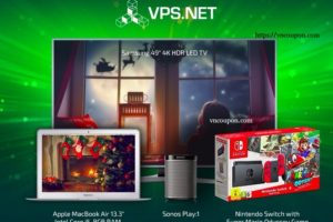 VPS.net – 圣诞节 Advent Competition (4 gifts)