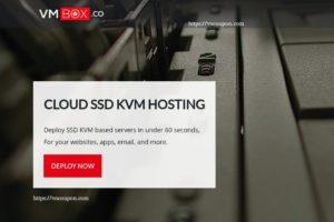 VMBox.Co – $20每年 LA VPS Deal – 免费WildCard SSL