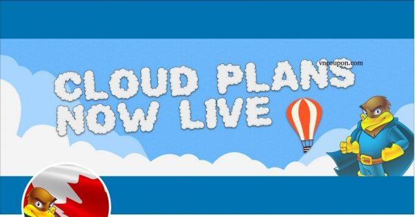 Hawk Host 优惠券 – 最高优惠40% 虚拟主机 for 一月 2019 – New Cloud Service form $5每月