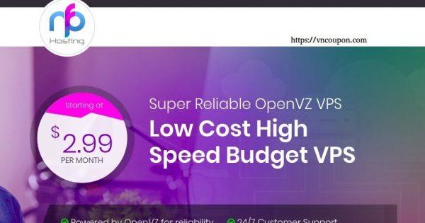 NFP Hosting – 1GB 内存 特价机 VPS 仅 $1每月 in 洛杉矶