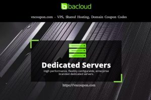 Bacloud – Europe 独服 最低 $18每月 – 无限 Traffic + DMCA friendly