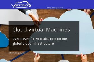 Virtono – New cloud VMs in 6位置 最低 9.95每年 – 优惠券 Inside