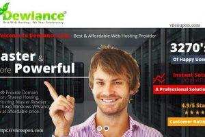 Dewlance – 特价机 SSD KVM VPS 仅 $2.9每月
