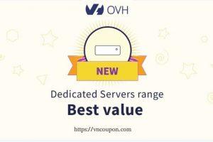 OVH 独服 十月 2018 优惠券 & 优惠码 – 优惠50% Game Serversfor 3 months