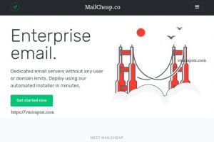 Mailcheap.co – Enterprise email solutions starting 最低 $2每月