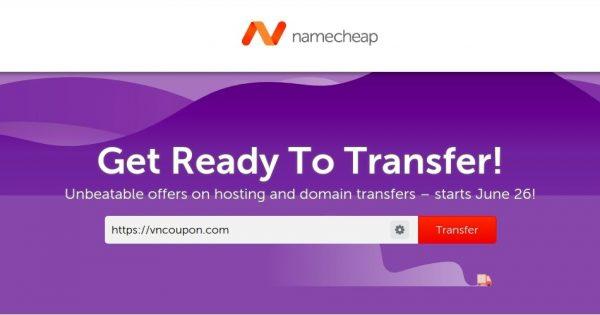 Namecheap – 节省 优惠50% on 流量ring .COM, .ORG、.NET 域名